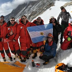 "La expedición ""Argentina Everest 2010"" estará en Azul"