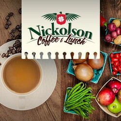 Nickolson Coffee & Lunch