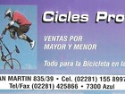 Cicles Prove